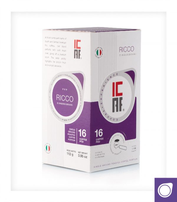 ICAF Ricco ESE-servings