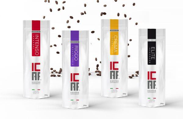 ICAF Koffiebonen ontdekkingsmix
