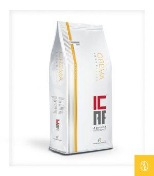 ICAF Crema koffiebonen 1kg